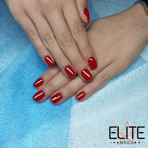 Elite Nails gél lakk