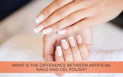 What is the difference between artificial nails and gel polish?