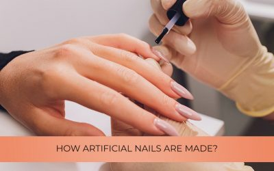 How artificial nails are made?